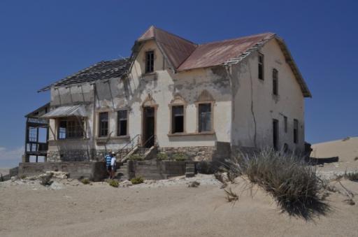 Kolmanskuppe Ghost Town