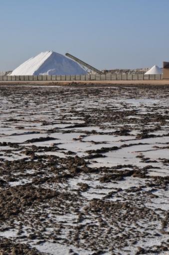 Walvis Bay Salt Works 2