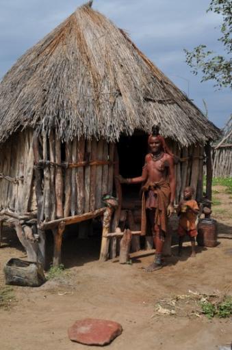 13 Himba lady