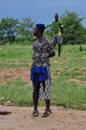 20 Himba man