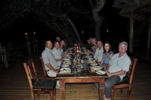 Kwetsani - farewell dinner-550