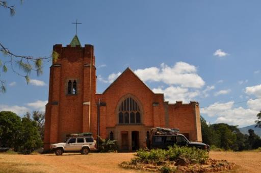 12 Livingstonia Church