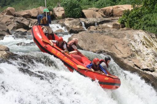 1 Jinja White Water Rafting