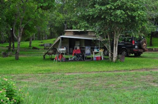 Casa Misika Lodge campsite 042-550