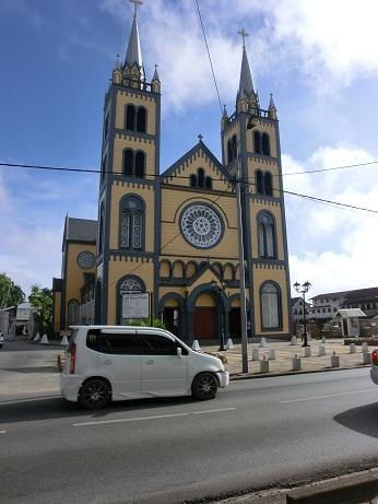 houten kerk