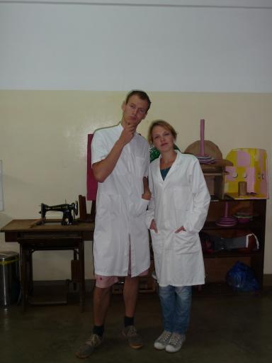 Dokter Jos en dokter Nicole