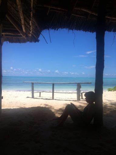 Het boek is uit! @ Zanzibar
