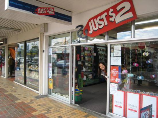No $.99 stores in NZ