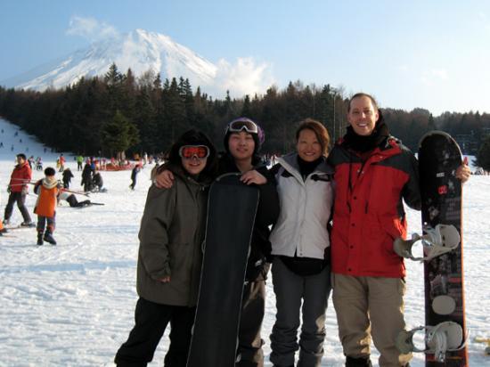 Fujiten Ski Park