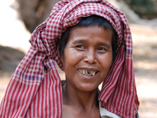 Angkor Thom vendor