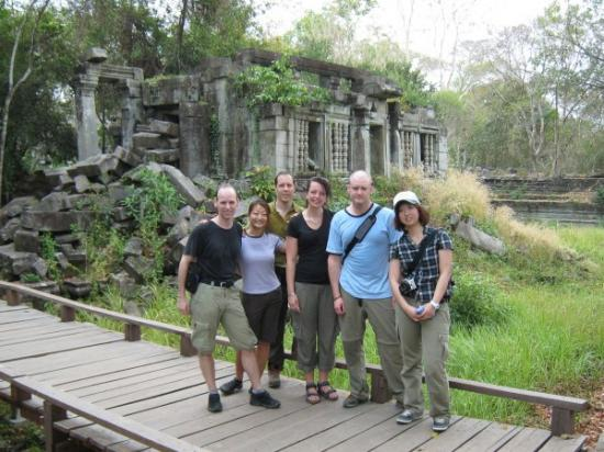 Beng Mealea Temple group