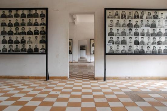 Photos of prisoners