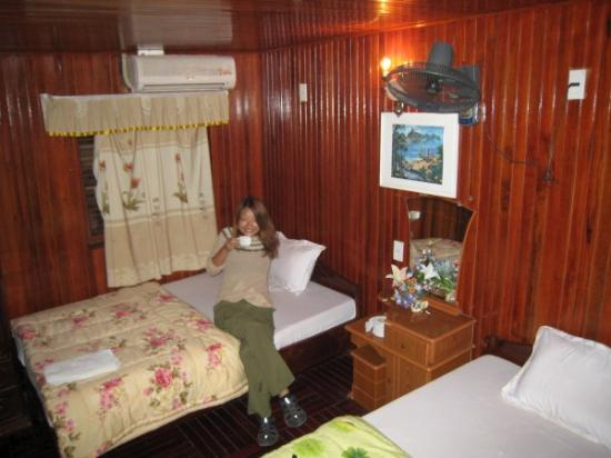 Room on the boat