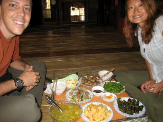 Lunch in Mai Chau