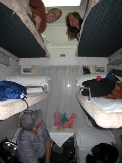 Top bunks