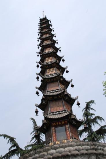 1000 Buddha pagoda