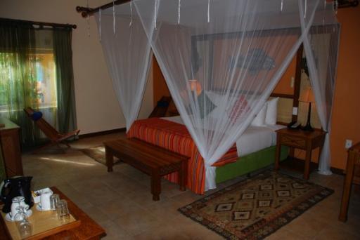 Fairmont resort room