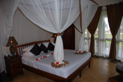 Room at Ocean Paradise resort