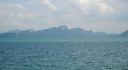 From Pha Ngan to the mainland