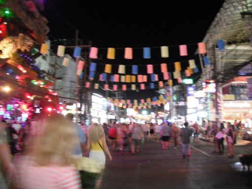 Bangla Rd in all it's glory