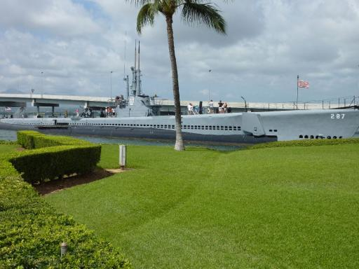 24. Pearl Harbour - American WWII Submarine
