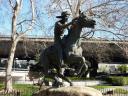 99. Sacremento - Pony Express Statue