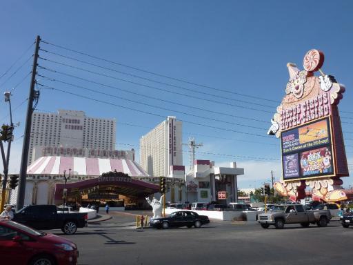 las vegas nevada circus circus. Las Vegas - Circus Circus