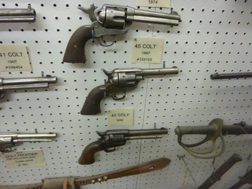 18 Fort Sumner Wild West Pistols Clare And Paul S