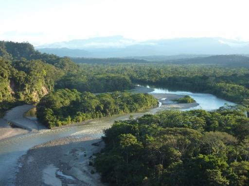 118. Tena - The Jungle - Clare and Paul's World Trip