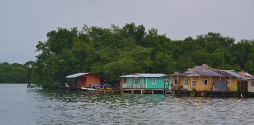 Bocas river
