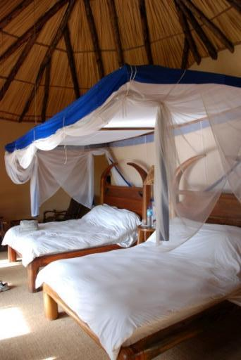 Room at Masaai Lodge