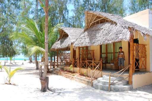 Our Bungalow on the Beach