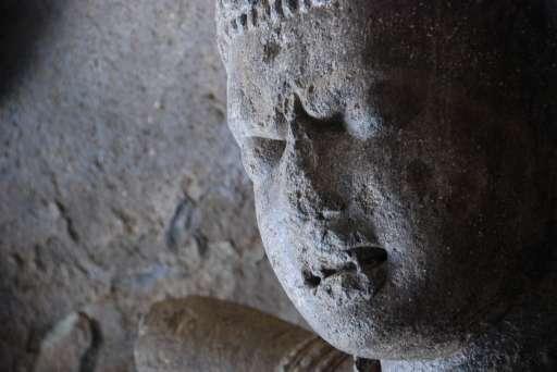 Cave Temple - Elephanta Island