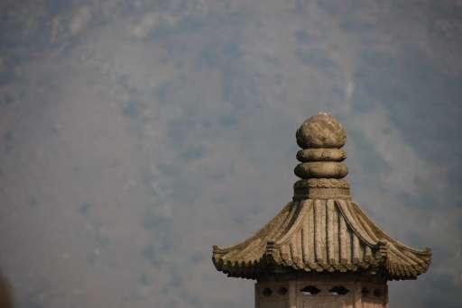 Near Buddha