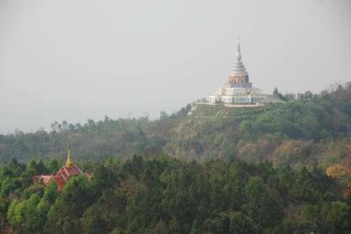 New Wat on Mountain