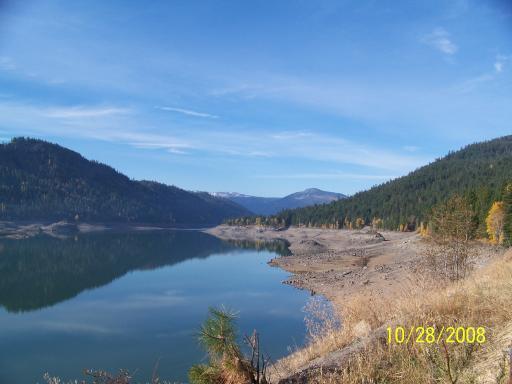 Rt 12 Rimrock Lake Motorhoming In The Usa