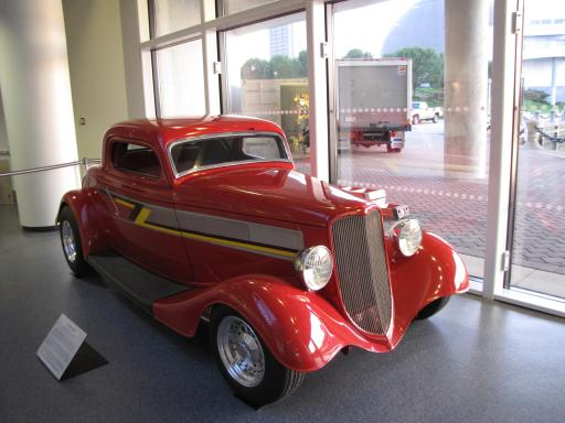 Zz Top Show Car Motorhoming In The Usa