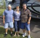 Bill, Jan, and Richie