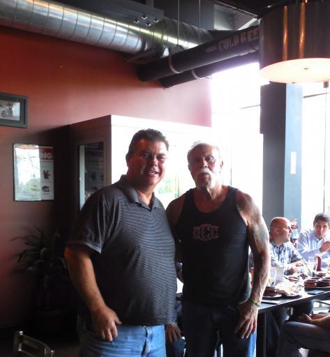 Richie & Paul Tuttle, SR