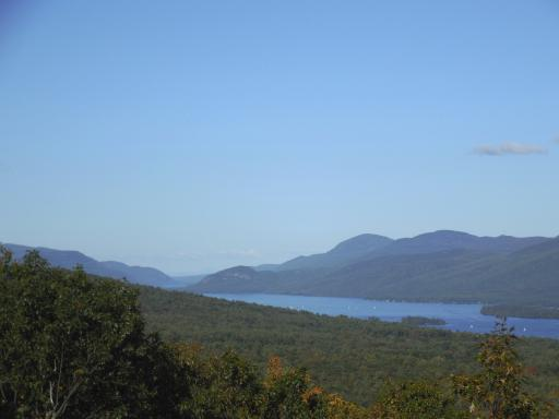View of Lake George From Prospect Mtn.