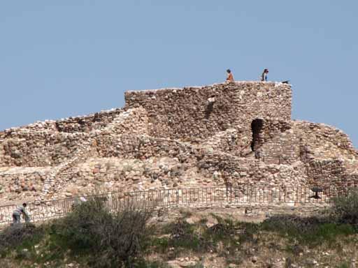 Parital Walls Of Tuzigoot