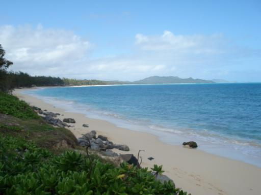 north coast of Oahu
