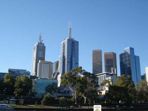 Melbournes Skyscrapers
