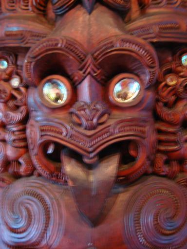 Haka! (Traditional Maori Ritual)