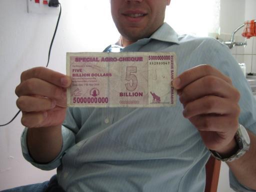 Billionaire!
