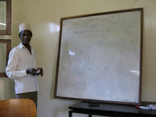 Welcome to Swahili school
