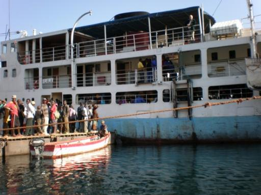 The Ilala Ferry