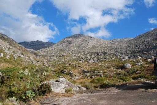 Climbing Mount Mulanje