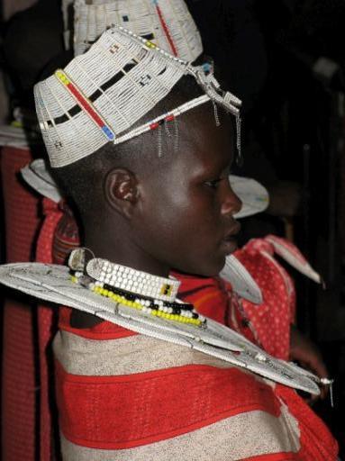 A Masai Mamma