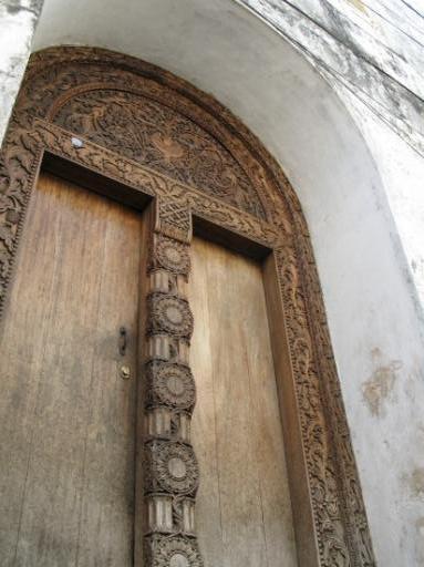 The Ornate Doors of Zanzibar